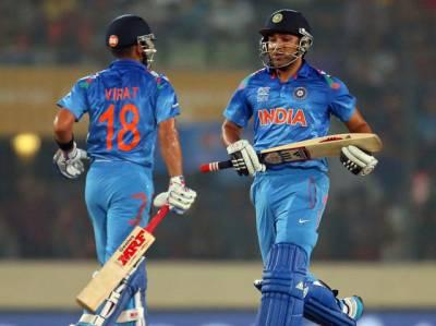 ٹی 20 ورلڈ کپ: بھارت نے بنگلہ دیش کو ہرا کر سیمی فائنل میں جگہ بنا لی، مہمان ٹیم ٹورنامنٹ سے باہر