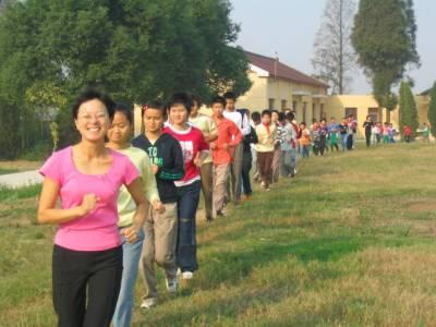 چین کی یونیورسٹی کا ورزش کرنیوالوں کیلئے مفت ناشتے کا اعلان
