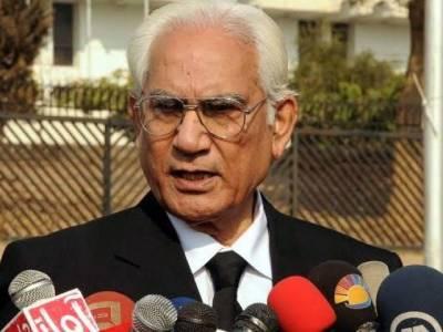 چھکالگاہے ، غداری کیس میں پراسیکیوٹر کا اعتراف مشرف کی فتح ہے :احمدرضاقصوری