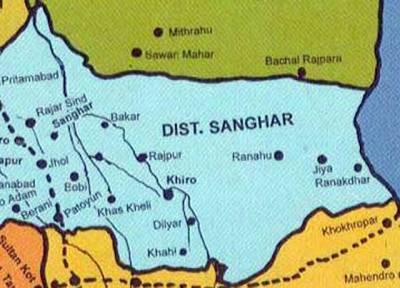 شہداد پور کے نجی کالج میں دھماکہ، دو افراد زخمی