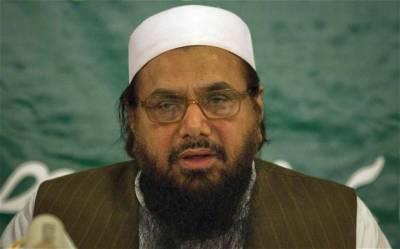 بھارت کو 'بھارت' نے بے نقاب کردیا، پاکستان مساجد و مدارس کا محافظ بنے:حافظ سعید