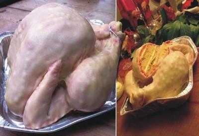 برطانیہ میں مرغی کیک متعارف'عوام میں بے حد پزیرائی حاصل