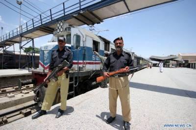 ریلوے پولیس کی شراب پکڑی گئی