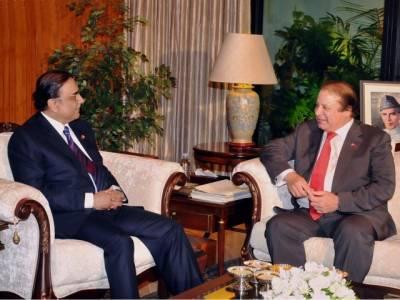 نواز ، زرداری ملاقات خوش آئند ہے:قومی قائدیں