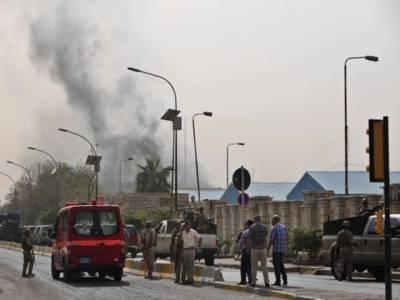 عراق میں چیک پوسٹ پر حملہ ، 12فوجی مارے گئے