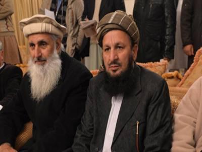 طالبان کی سیاسی شوری سے رابطہ ہوگیا ہے : یوسف شاہ ،مذکراتی عمل بتدریج جاری ہے: پروفیسر ابراہیم