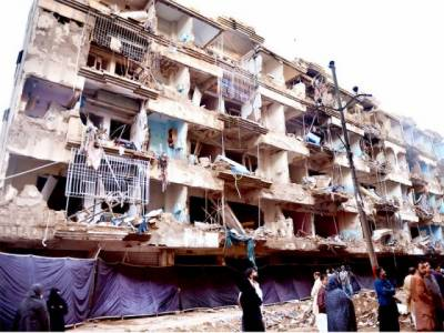سانحہ عباس ٹاﺅن کو ایک برس مکمل ،متاثرین تاحال دربدر کی ٹھوکریں کھانے پر مجبور