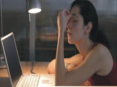 جدید ٹیکنالوجی ،نیند کی دشمن