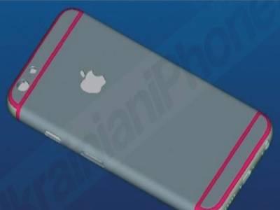 آئی فون 6کا ڈیزائن چوری