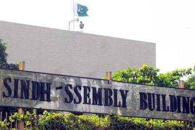 سندھ اسمبلی اجلاس:پیپلزپارٹی اور متحدہ کا لوڈ شیڈنگ کیخلاف احتجاج