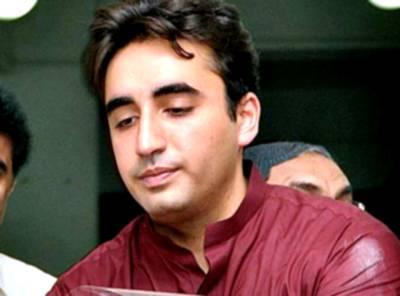 سندھ کے عوام سے امتیازی سلوک برداشت نہیں کریںگے: بلاول بھٹو