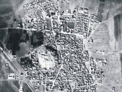 عالمی جنگ میں قدیم شہروں کی تصاویرمنظر عام پر