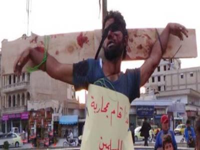 شام میں دہشت ناک واقعہ