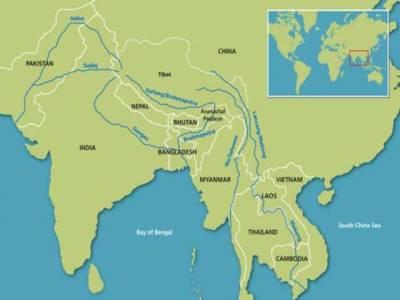 چین اور بھارت آمنے سامنے