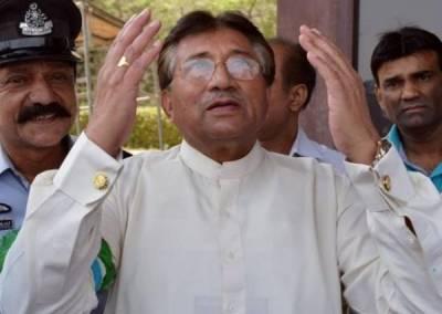 غازی عبدالرشید کیس:سابق صدرمشرف 22 مئی کو ذاتی حیثیت میں عدالت طلب