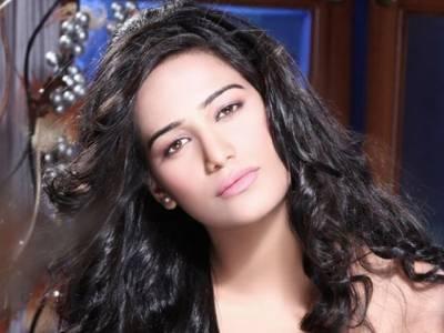 بےباک بھارتی ماڈل ، اداکارہ پونم پانڈے غیراخلاقی لباس پہننے پر گرفتار