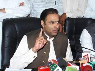 کبھی سندھیوں، بلوچوں اور پختونوں کو چور نہیں کہا: عابد شیر علی