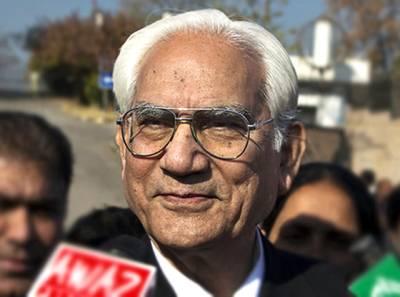 طاہر القادری نے ٹیک آور کرنے کیلئے ہوم ورک تیار کر لیا ہے: احمد رضا قصوری