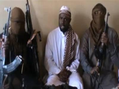 بوکو حرام کا سینکڑوں مغوی طالبات کو بیچنے کاعندیہ