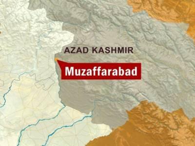 مظفر آباد: مسا فر وین کھائی میں جاگر ی ، آٹھ افراد جاں بحق
