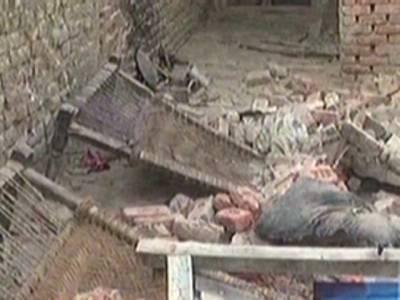 نوابشاہ اور گردو نواح میں 5.0 شدت کا زلزلہ، خاتون جاں بحق، 50 سے زائد زخمی