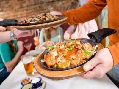 انوکھا فرانسیسی ریستوران : کھانا ضائع کرنیوالے کو جرمانہ ادا کرنا پڑے گا