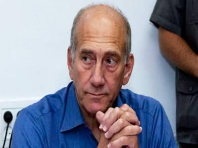 کرپشن کیس: سابق اسرائیلی وزیراعظم ایہود المرٹ کو چھ سال قید کی سزا