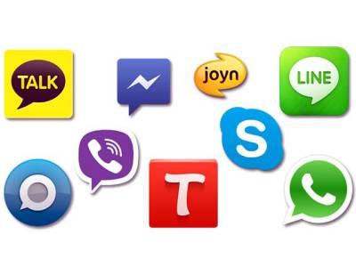 شہر قائد میں وائبر، ٹینگو سمیت سوشل میڈیا ایپلی کیشنز پر پابندی کا امکان