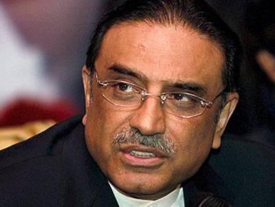 کراچی میں امن کیلئے ہر ایک کی کوششوں کی ضرورت ہے: آصف علی زرداری
