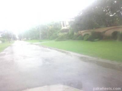 رواں ماہ مزید بارشوں اور گرمی کی شدت میں کمی کا امکان