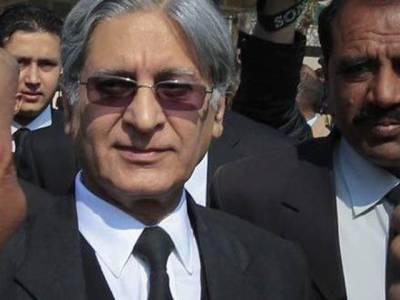 بے نظیر کے دور حکومت میں پولیو کاخاتمہ ہو گیا تھا:اعتزاز احسن