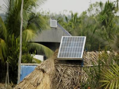 شمسی توانائی میں بنگلہ دیش نے سب کو پیچھے چھوڑ دیا