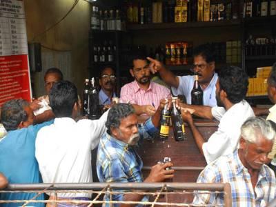 بھارتی سب سے بڑے 'شرابی' نکلے