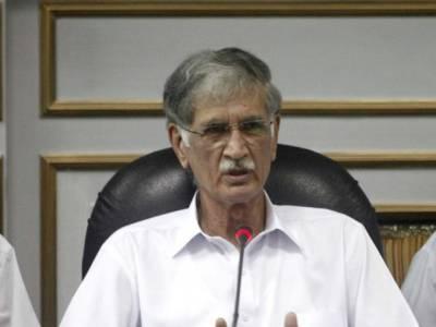 پنجاب کی بجائے خیبر پختونخواہ میں لوگوں کو زیادہ سہولت میسر ہے : پرویز خٹک