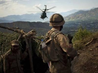 شمالی وزیرستان، جیٹ طیاروں کی بمباری ، غیرملکیوں اور اہم کمانڈروں سمیت 60سے زائد شدت پسند ہلاک ، متعدد زخمی