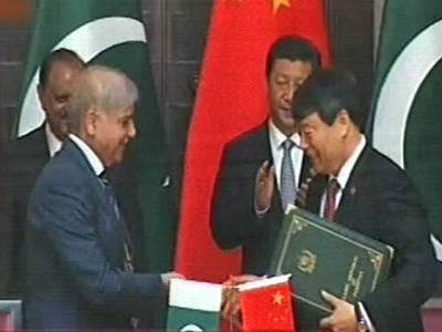 حکومت پنجاب اور چینی کمپنی میں لاہور اورنج میٹرو ٹرین چلانے کا معاہدہ طے