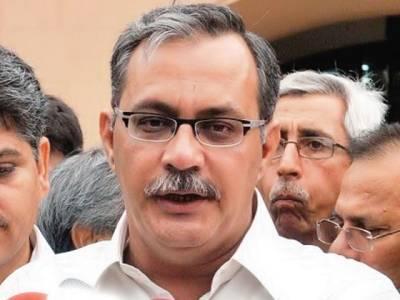الطاف حسین ایک عرصے سے پاکستان آنا چاہتے ہیں:حیدر عباس رضوی