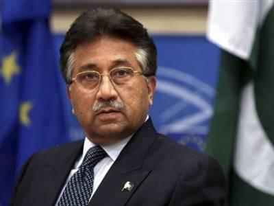 غازی عبدالرشید قتل کیس ،مشرف کی حاضری سے استثنیٰ کی درخواست مسترد