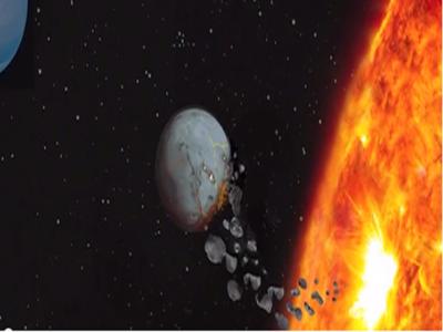 خلاءکے وہ ستارے جو اپنے اردگرد کے سیاروں کو کھا جاتے ہیں