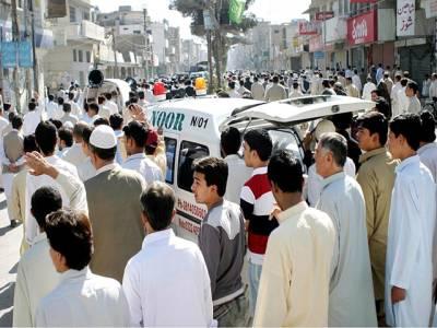 کراچی میں پرتشدد واقعات کے دوران8 افرادجاں بحق ، خاتون سمیت 4 زخمی