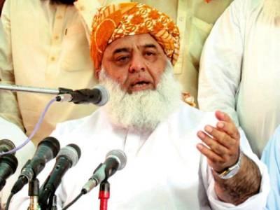 حکومت،طالبان مذاکرات کی کامیابی کیلئے تمام جماعتیں کردارادا کریں،فضل الرحمن