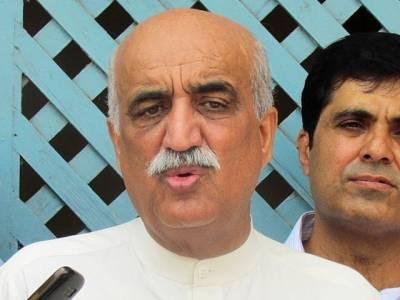 حکومت طالبان دھڑوں میں پیدا ہونے والے اختلافات سے فائدہ اٹھائے : خورشید شاہ