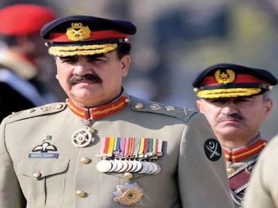 دنیا بھر میں پاک فوج کی قربانیوں کا احترام کیا جاتا ہے،آرمی چیف
