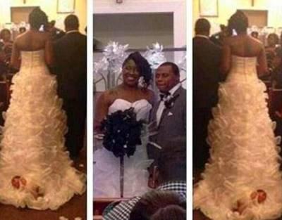 دلہن نے شادی کے دن سب کو حیران کر دیا