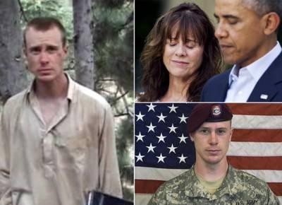 رہا ہونے والے فوجی ہیرو نہیں غدار ہے: ساتھی فوجیوں کا الزام