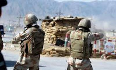 ایف سی اور رینجر زکی کارروائی،8شدت پسند ہلاک،3سیکیورٹی اہلکار زخمی
