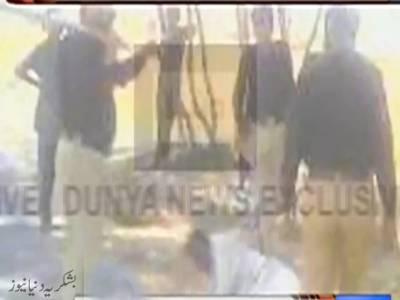 لیہ پولیس کا بااثر افراد کو خوش کرنے کیلئے مقامی کاشتکار پر وحشیانہ تشدد ، وزیر اعلی پنجاب نے نوٹس لے لیا