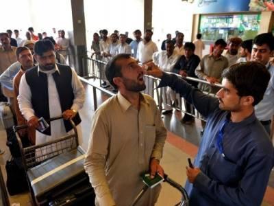 پاکستان میں ایک ماہ سے زائد قیام پر غیرملکیوں کیلئے پولیوقطرے لازم