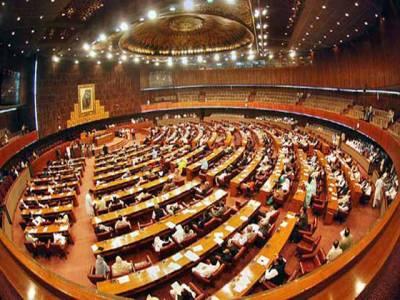 قومی اسمبلی میں انسداد دہشتگردی ترمیمی بل 2014 منظور