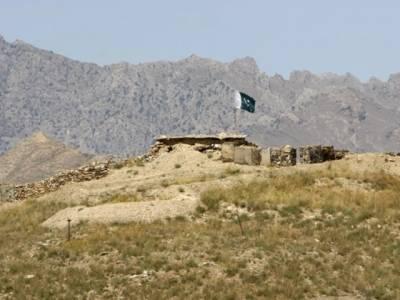 افغانستان سے حملے روکنے کے لئے سرحدی علاقے میں نئی پاکستانی چیک پوسٹیں قائم